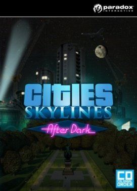 Cities Skylines After Dark Key