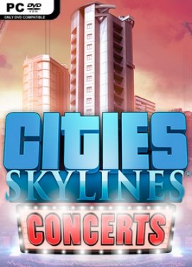 Cities Skylines: Concerts Key