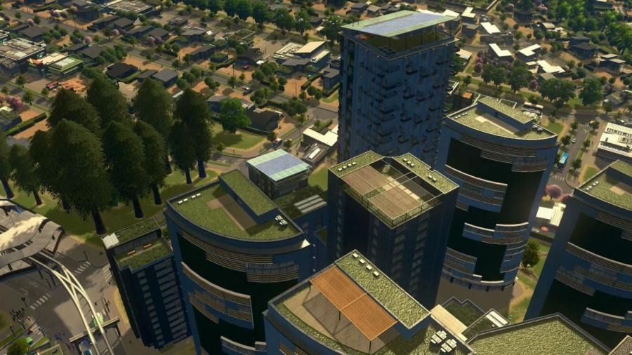 Cities Skylines: Green Cities Key