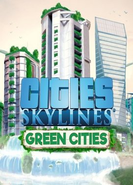 Cities Skylines Green Cities Key