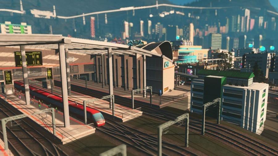 Cities Skylines: Mass Transit Key