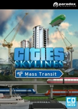 Cities Skylines Mass Transit Key