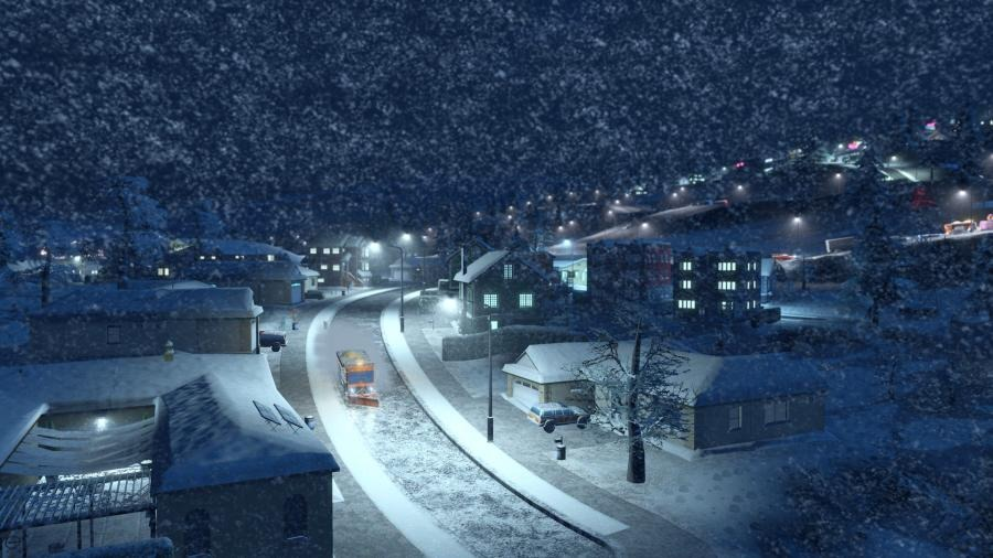 Cities Skylines: Snowfall Key