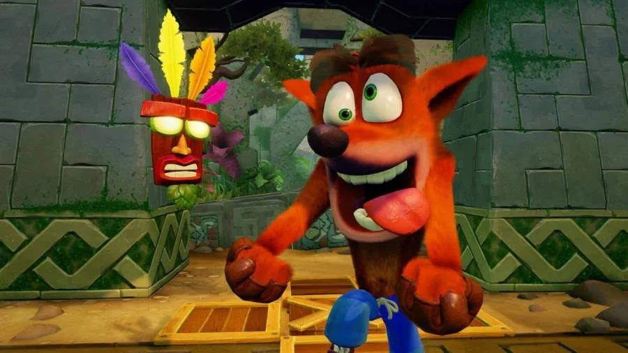 Crash Bandicoot N. Sane Trilogy Key