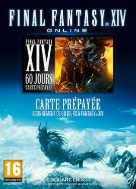 Final Fantasy XIV: A Realm Reborn 60 Tage Gametimecard