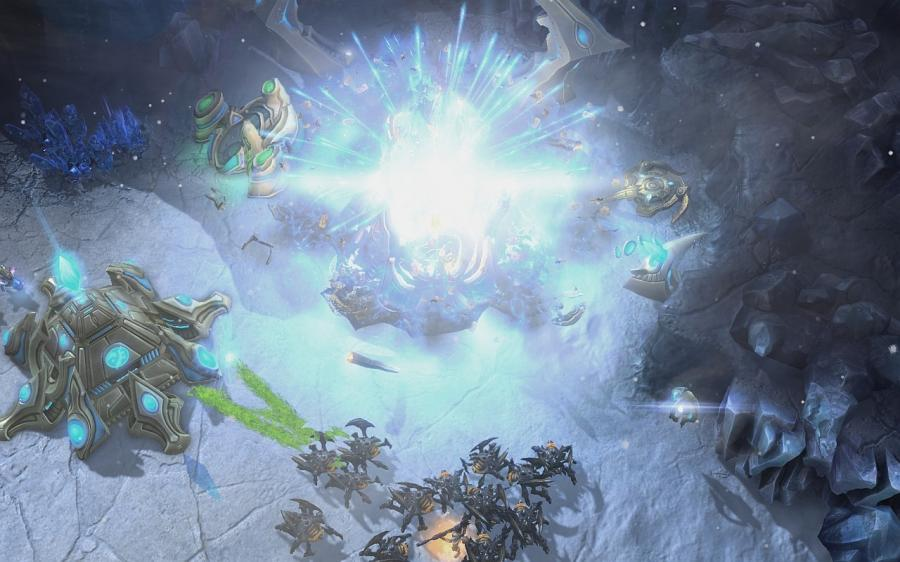 StarCraft 2 Heart of the Swarm Key