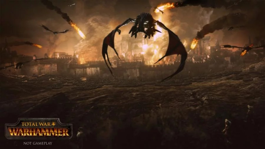 Total War: Warhammer Key