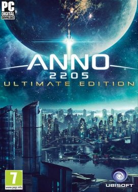 Anno 2205 Ultimate Edition Key