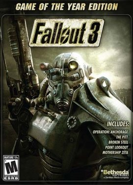 Fallout 3 GOTY Edition Key