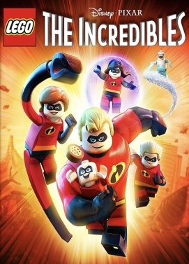 Lego The Incredibles Key