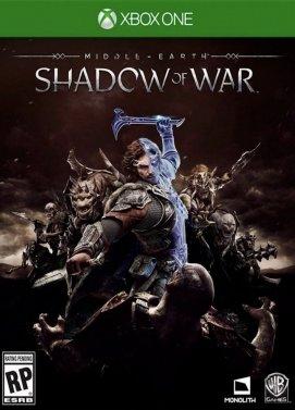 Mittelerde Schatten des Krieges XBOX