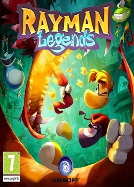 Rayman Legends Key