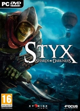 Styx: Shards of Darkness Key