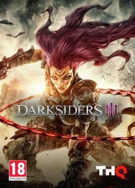 Darksiders 3 Key