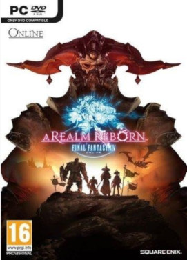 Final Fantasy XIV A Realm Reborn Key