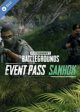 Playerunknown's Battlegrounds: Event Pass Sanhok