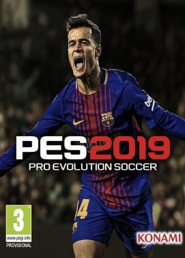 Pro Evolution Soccer 2019 Key