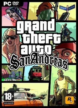 GTA San Andreas Key