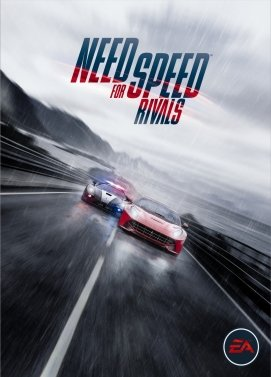 Need For Speed Rivals Key