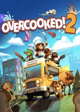 Overcooked 2 Key