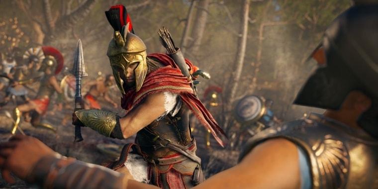 So beginnt das neue Assassins Creed Odyssey
