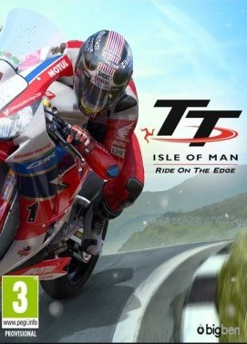 TT Isle Of Man – Ride on the Edge Key