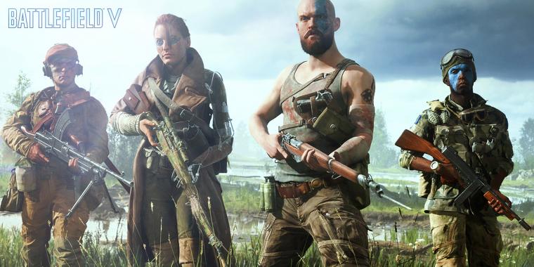 Systemvoraussetzungen Battlefield 5