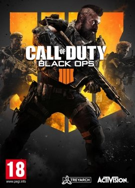 Call of Duty Black Ops 4 Key