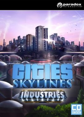 Cities Skylines Industries Key
