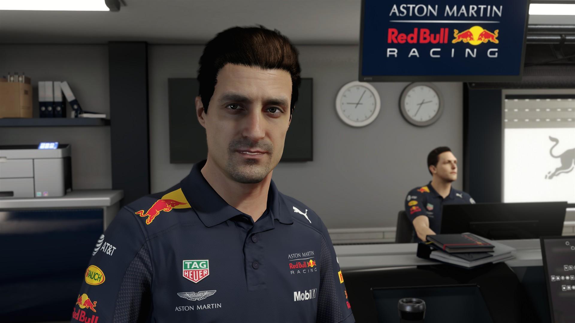 F1 2018 Key