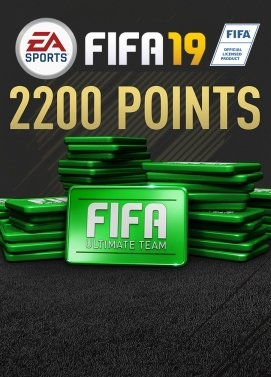 FIFA 19 2200 FUT Points