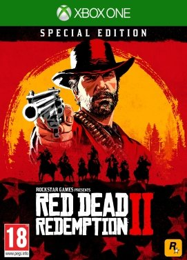 Red Dead Redemption 2 Special Edition XBOX Key