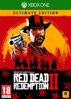 Red Dead Redemption 2 Ultimate Edition Key