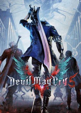 Devil May Cry 5 Key