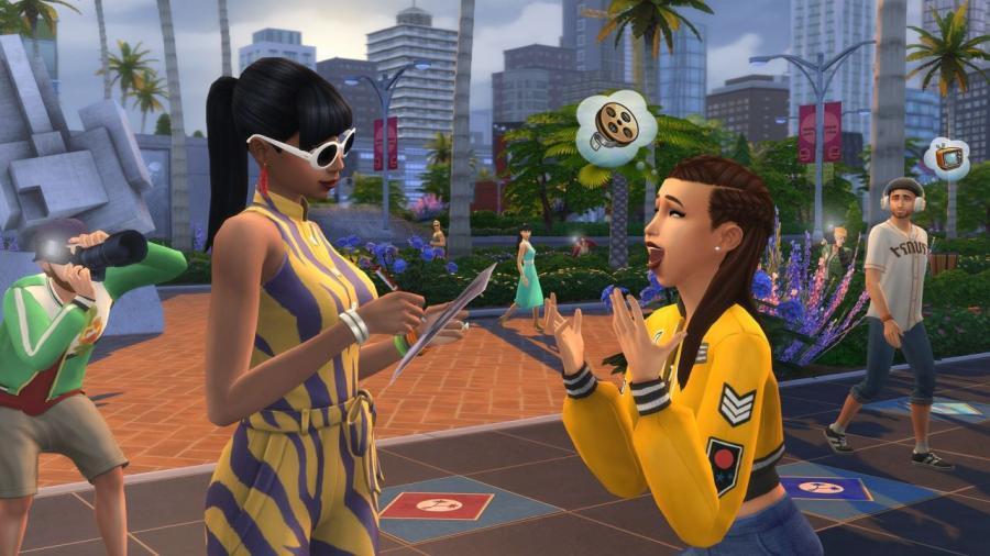 Sims 4 Werde berühmt Key