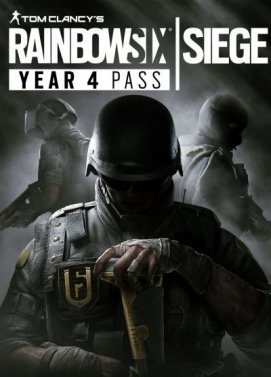 Tom Clancys Rainbow Six Siege Season Pass Year 4 Key