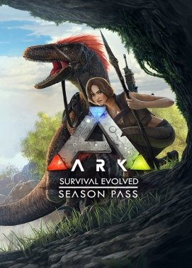 ARK: Survival Evolved Season Pass Key