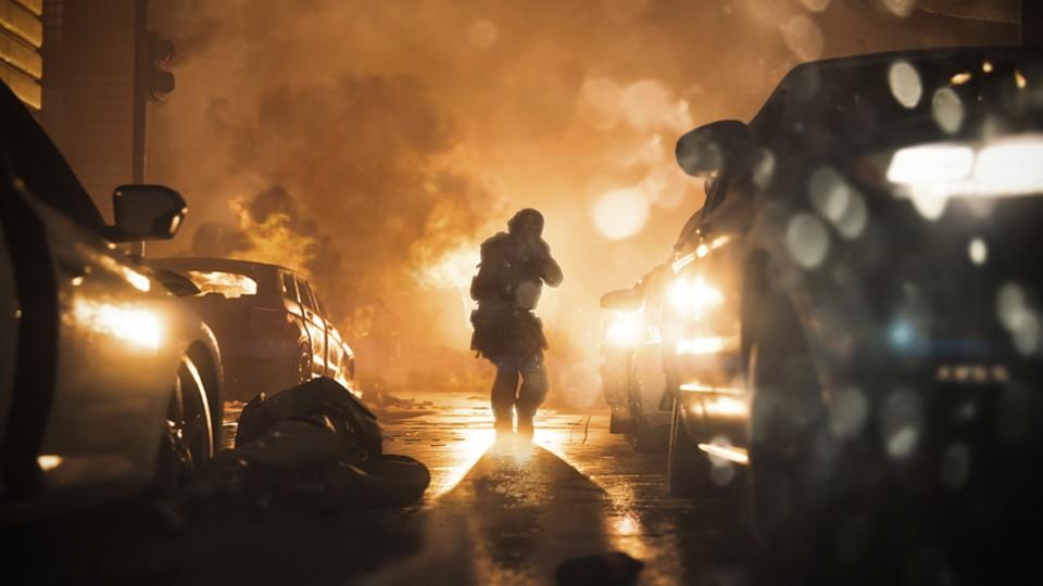 Call of Duty Modern Warfare Key