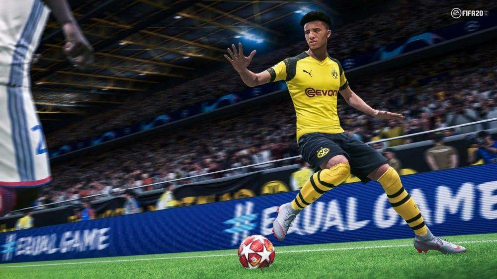 FIFA 20 Key