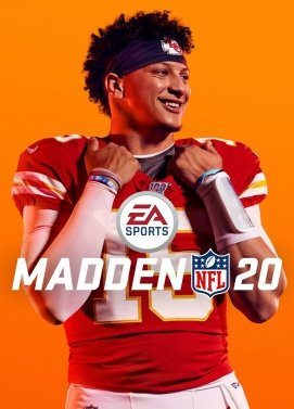 Madden NFL 20 Key