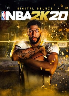 NBA 2K20 Deluxe Edition Key