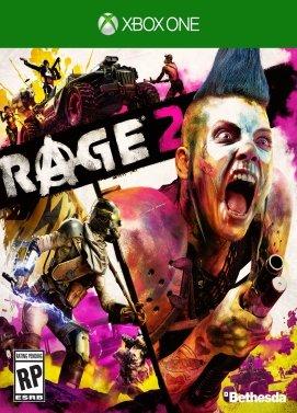 Rage 2 XBOX Key