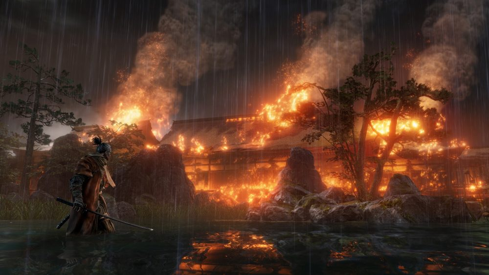 Sekiro: Shadows Die Twice Key