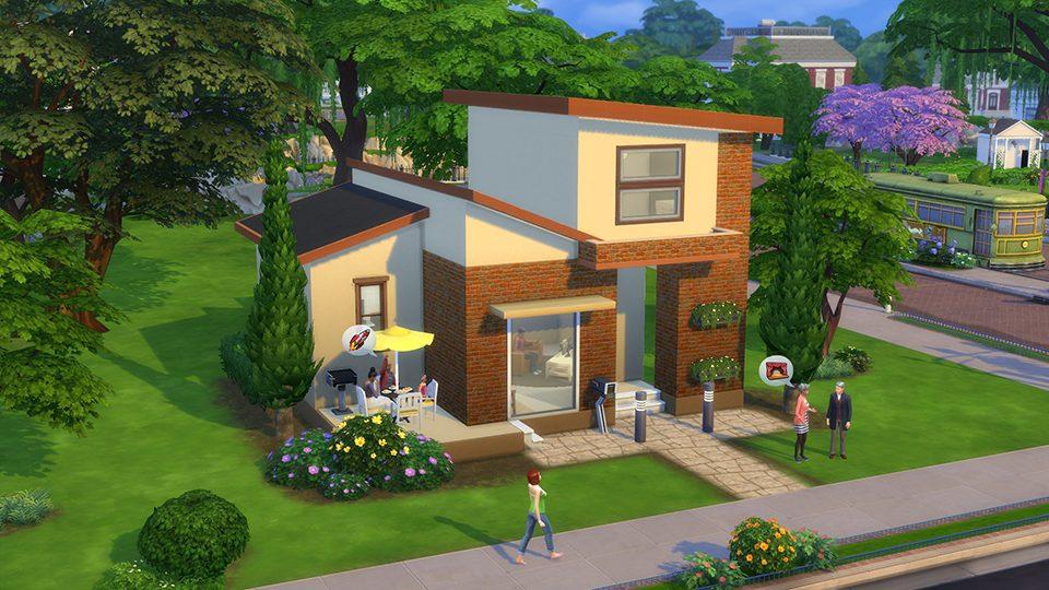 Sims 4 Objekte vergrößern