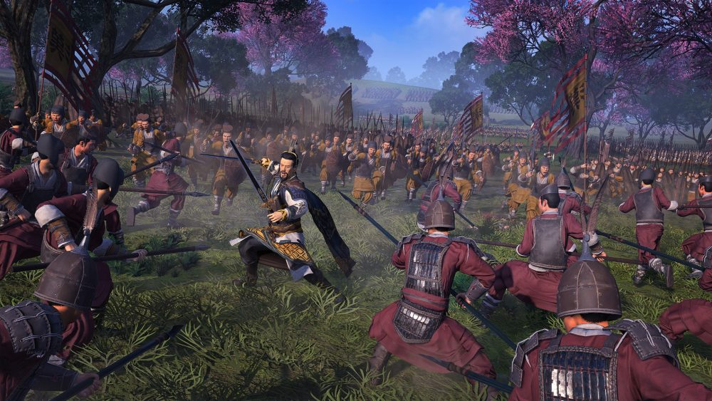Total War: Three Kingdoms Key