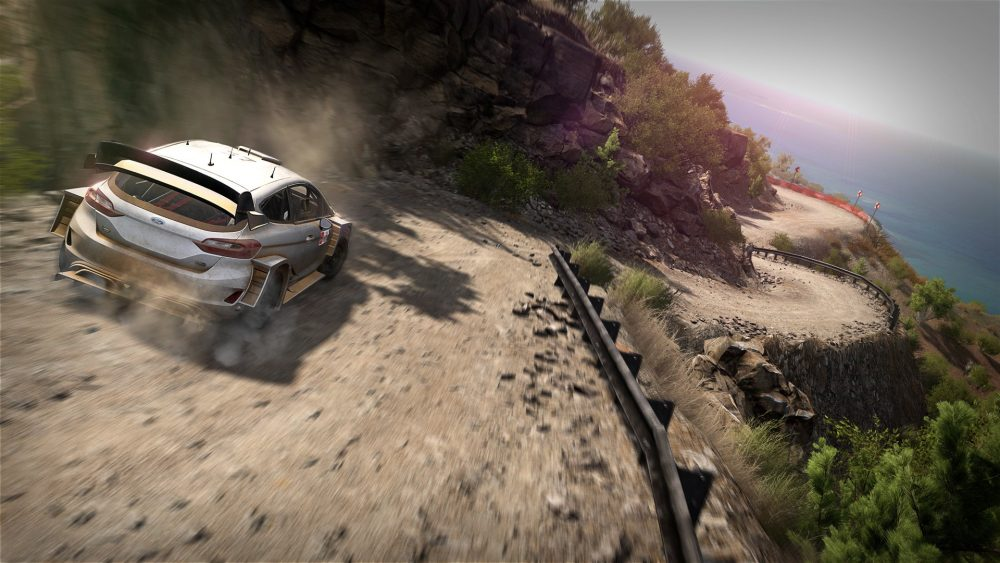 WRC 8 FIA World Rally Championship Key