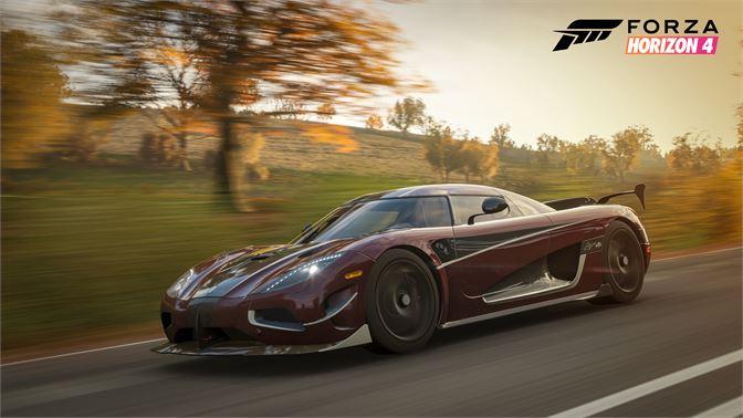 Forza Horizon 4 schnellstes Auto