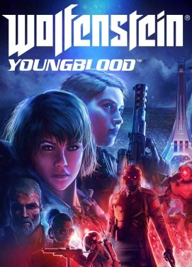Wolfenstein: Youngblood Key