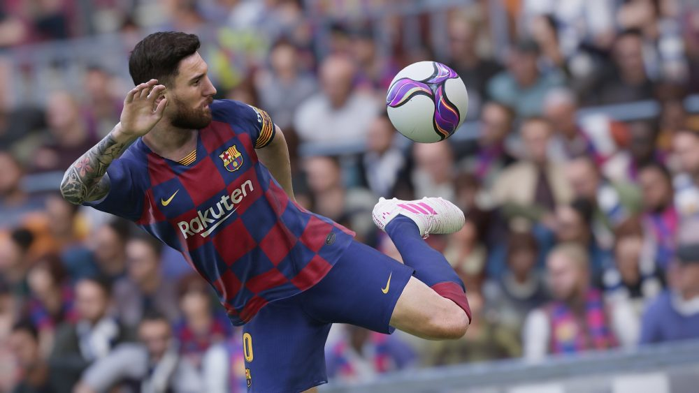eFootball PES 2020 Key