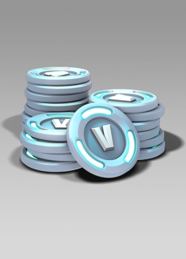 Fortnite 10.000 + 3500 Bonus V-Bucks Key